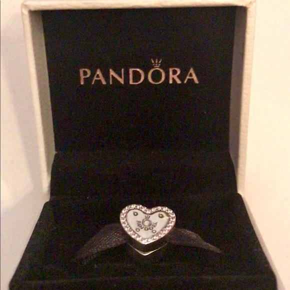 30e8ef87c Pandora Jewelry | Valentines Day Heart Charm | Poshmark